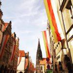 De mi primer visita a Münster