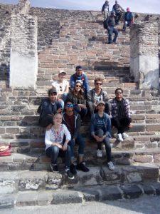 Besuch der Atlanten (archäologische Stätte) in Tula.