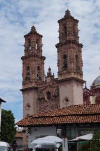 Kirche in Taxco